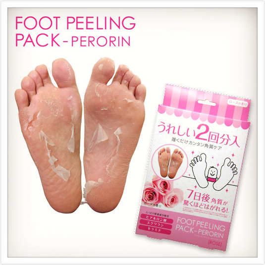Foot Peeling Pack Perorin
