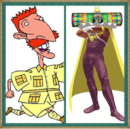 Nigel Thornberry/King of All Cosmos